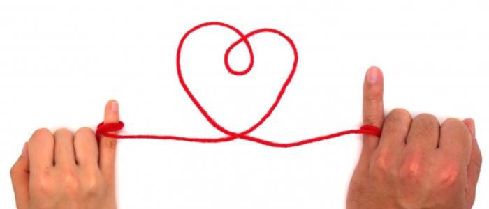 運命の赤い糸が繋がってるカップル